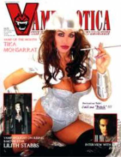 Role Playing Games - Vamperotica Magazine V2N01