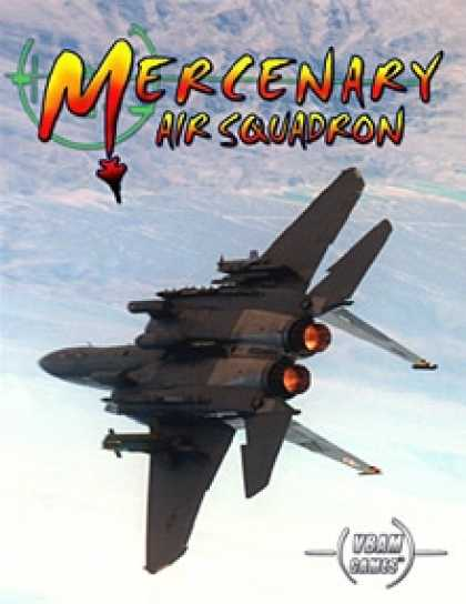 Role Playing Games - Mercenary Air Squadron