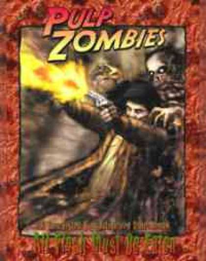 Role Playing Games - Pulp Zombies
