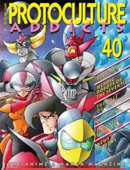 Role Playing Games - Protoculture Addicts #40