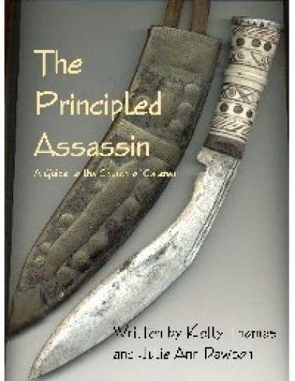 Role Playing Games - Mythos: The Principled Assassin