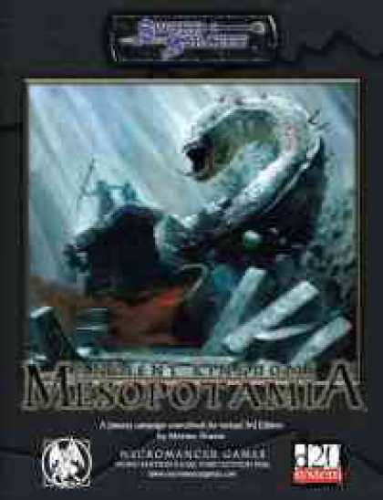 Role Playing Games - Ancient Kingdoms: Mesopotamia