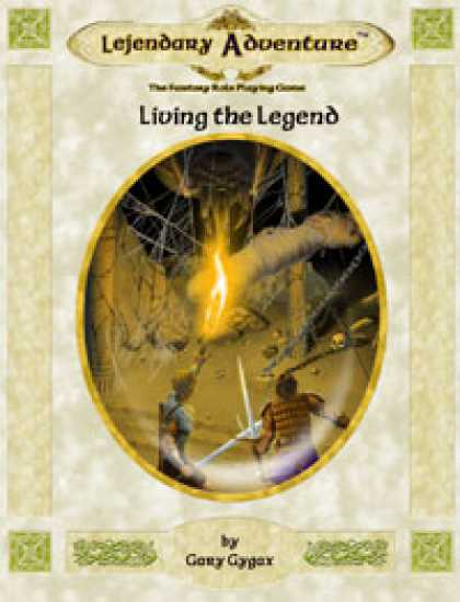 Role Playing Games - Gary Gygax's Living the Legend