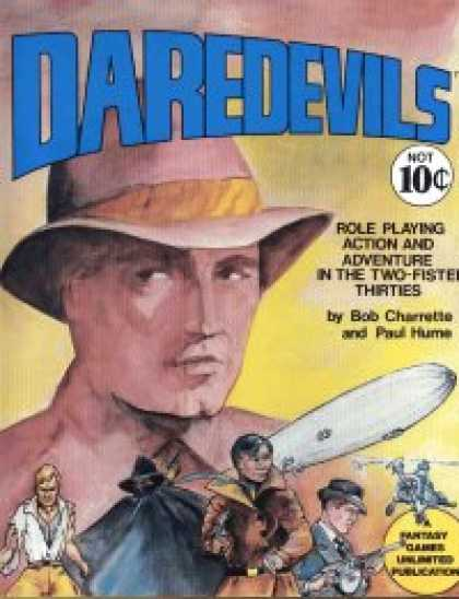 Role Playing Games - Daredevils