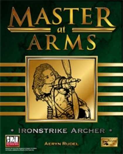 Role Playing Games - Master at Arms: Ironstrike Archer