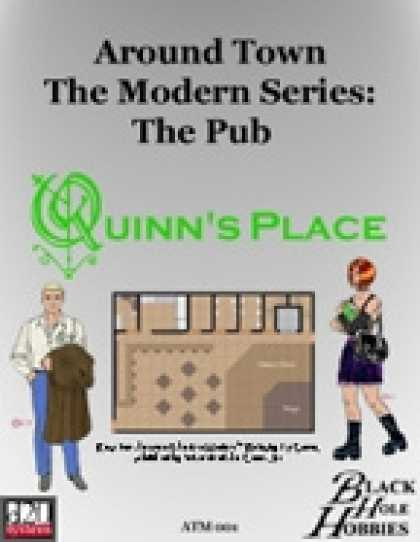 Role Playing Games - Around Town: The Modern Series: Quinn's Place