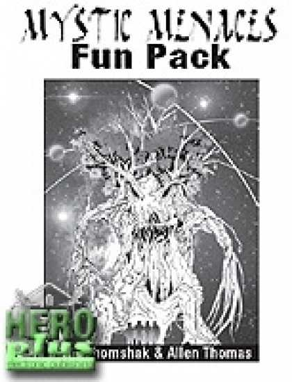 Role Playing Games - Mystic Menaces Fun Pack - PDF