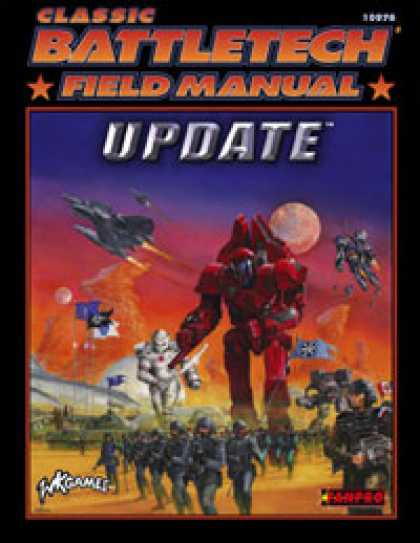 Role Playing Games - Field Manual: Updates
