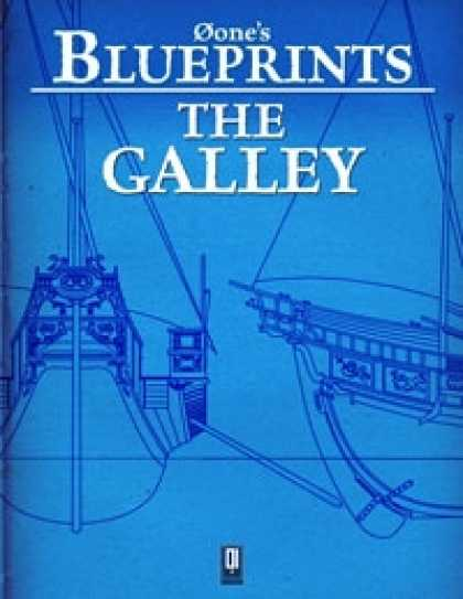 Role Playing Games - 0one's Blueprints: The Galley