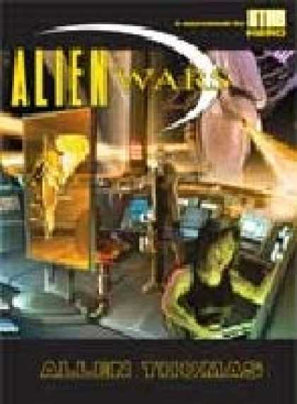 Role Playing Games - Alien Wars - PDF