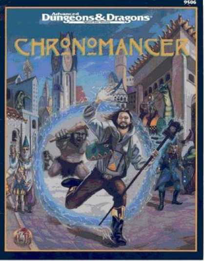 Role Playing Games - Chronomancer