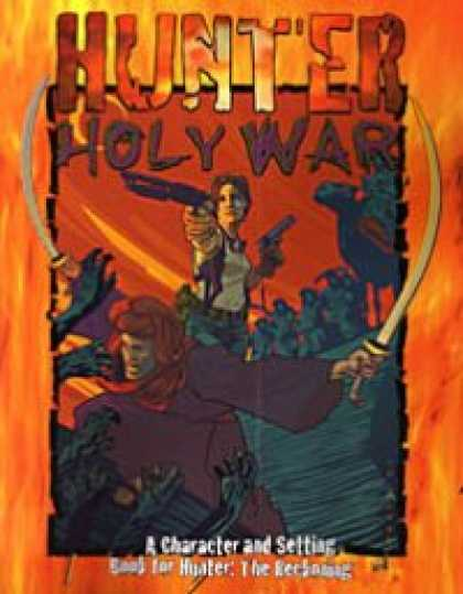 Role Playing Games - Hunter: Holy War