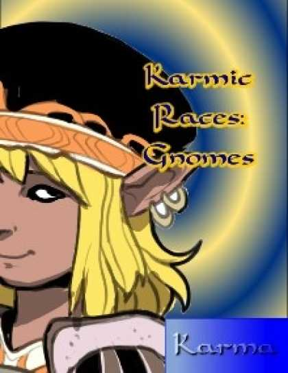 Role Playing Games - Karmic Races: Gnomes