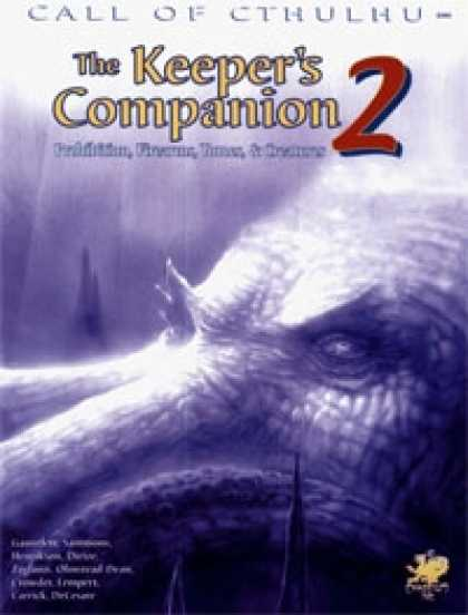 Role Playing Games - The Keeper's Companion vol. 2 - 2395
