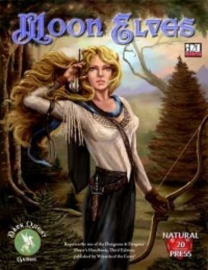 Role Playing Games - Moon Elves