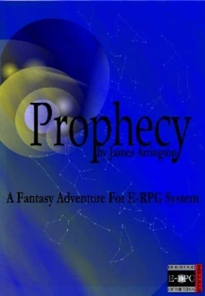 Role Playing Games - The Fantasy Sagas: Prophecy