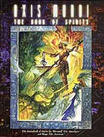 Role Playing Games - Axis Mundi: The Book of Spirits