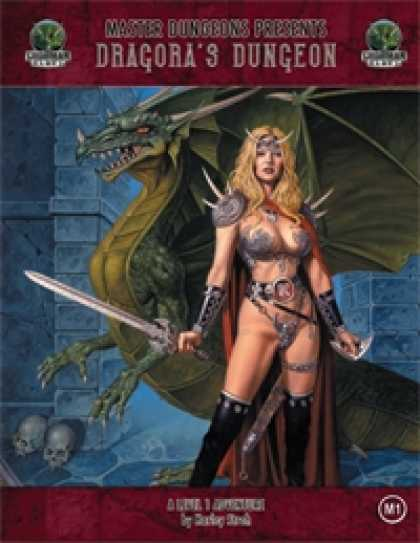 Role Playing Games - Master Dungeons M1: Dragora's Dungeon
