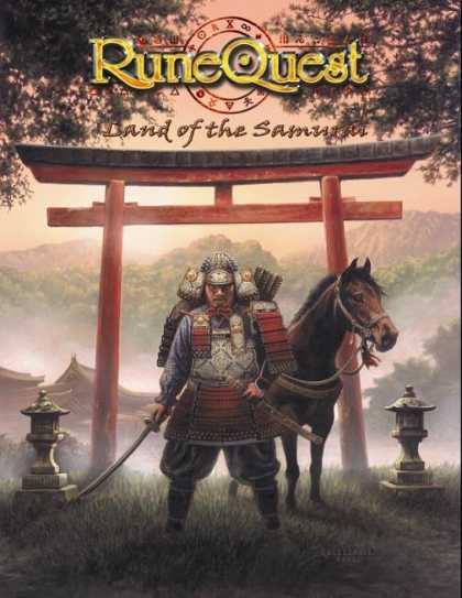 Role Playing Games - Land of the Samurai