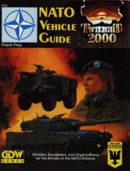 Role Playing Games - NATO Vehicle Guide