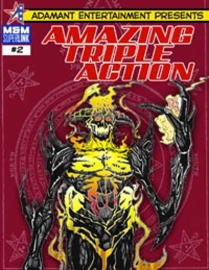Role Playing Games - Amazing Triple Action #2