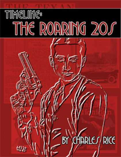 Role Playing Games - Timeline: Roaring 20s