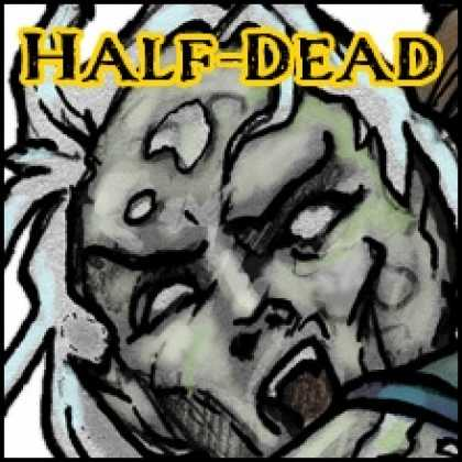 Role Playing Games - Races of the Shroud: The Half-Dead