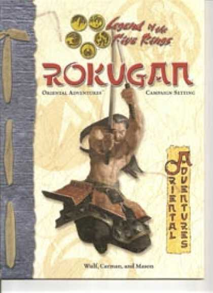 Role Playing Games - Rokugan