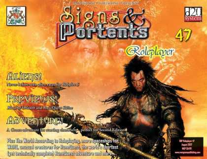 Role Playing Games - Signs & Portents 47 Roleplayer