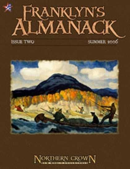 Role Playing Games - NORTHERN CROWN: Franklyn's Almanack, Issue Two