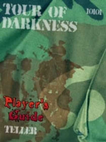Role Playing Games - Tour of Darkness Player's Guide