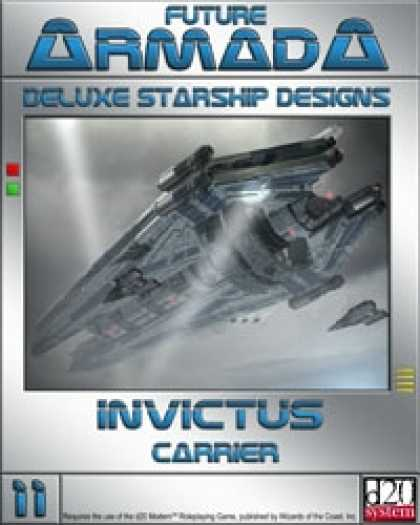 Role Playing Games - Future Armada: Invictus