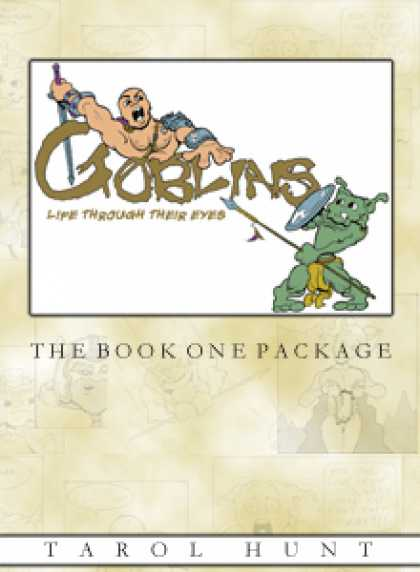 Role Playing Games - Goblins - The Book One Package