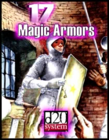Role Playing Games - 17 Magic Armors
