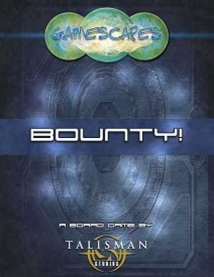 Role Playing Games - Bounty! A pdf boardgame