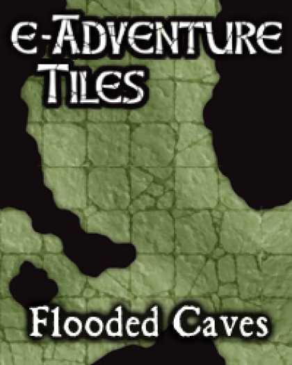Role Playing Games - e-Adventure Tiles: Flooded Caves