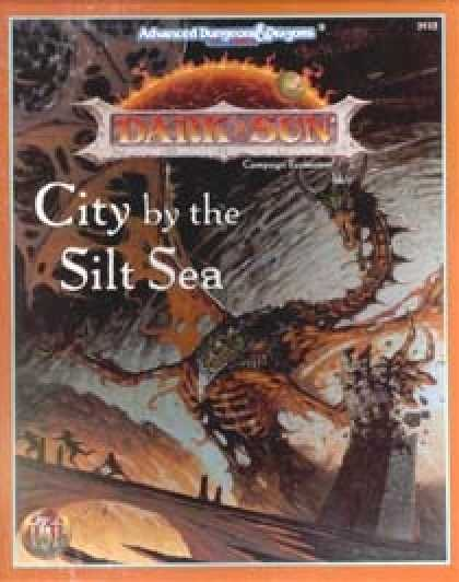 Role Playing Games - City By the Silt Sea