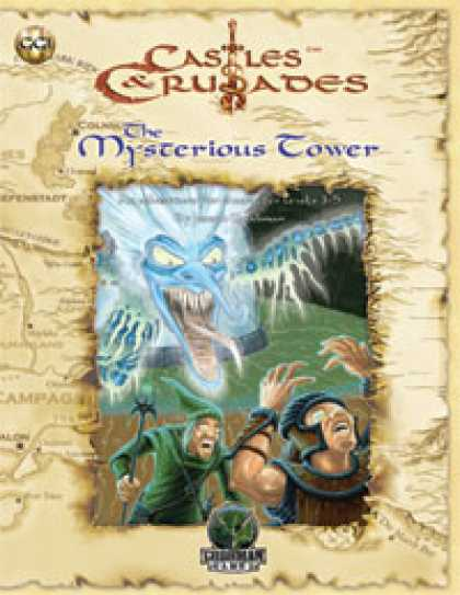 Role Playing Games - Castles & Crusades: The Mysterious Tower