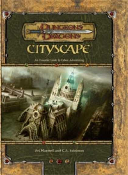 Role Playing Games - Cityscape