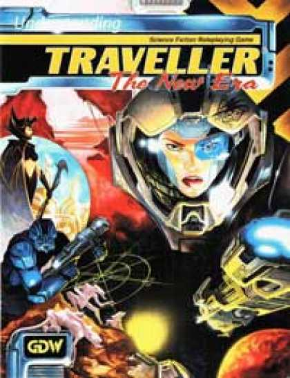 Role Playing Games - Understanding Traveller: The New Era