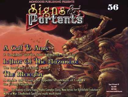 Role Playing Games - Signs & Portents 56