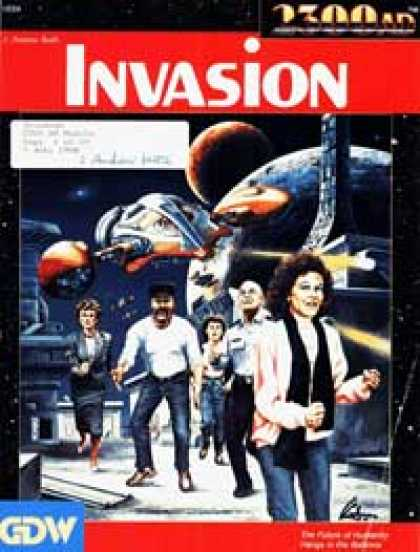 Role Playing Games - Invasion
