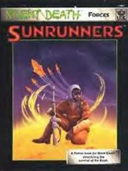 Role Playing Games - Sunrunners (Silent Death Forces book)