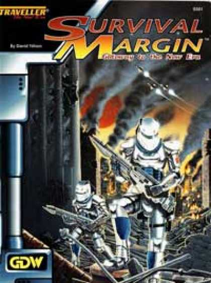 Role Playing Games - Survival Margin