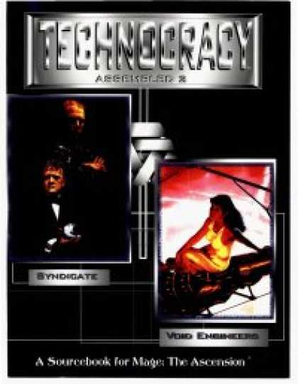 Role Playing Games - Technocracy Assembled 2