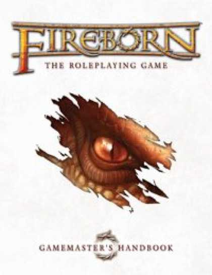 Role Playing Games - Fireborn Gamemaster's Handbook