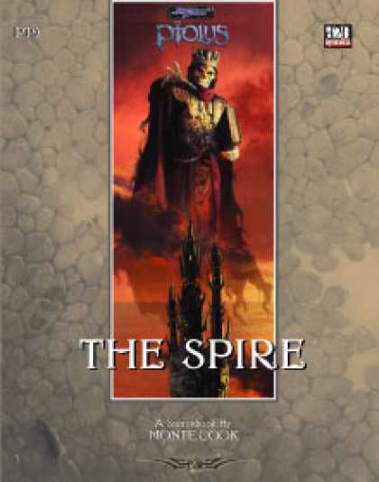 Role Playing Games - Ptolus: The Spire