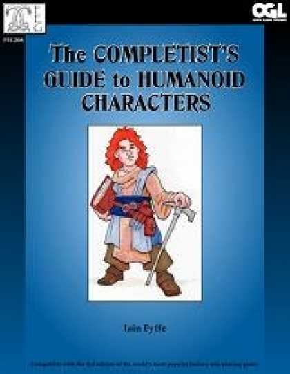 Role Playing Games - The Completist's Guide to Humanoid Characters