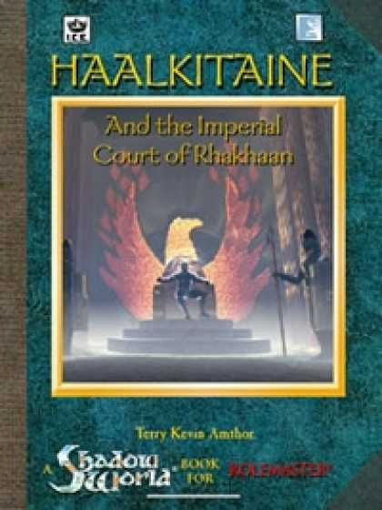 Role Playing Games - Haalkitaine (Shadow World Setting) PDF