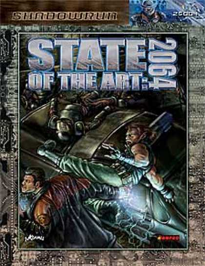 Role Playing Games - State of the Art: 2064